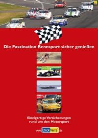 Rennfahrerversicherungen