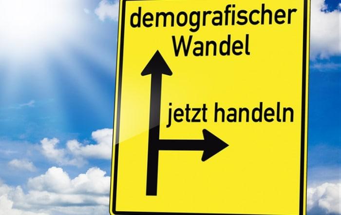 Demografischer Wandel - Die Lebenserwartung der Deutschen hat sich erhöht!