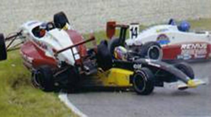 Rennfahrer - Motorsport - Unfallversicherung