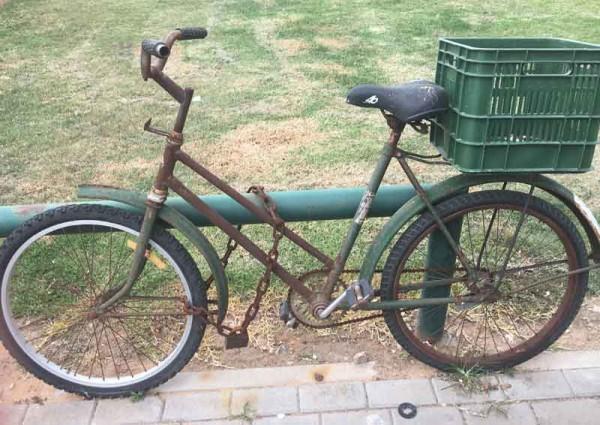 ClickVers-Fahrraddiebstahl