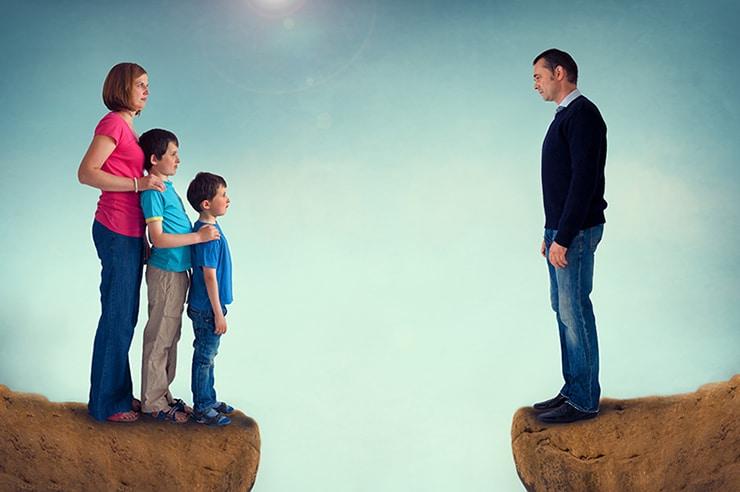 Versicherungsfalle Scheidung