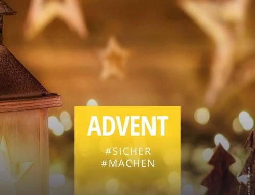 Erhöhte Brandgefahr zur Advents- & Weihnachtszeit!