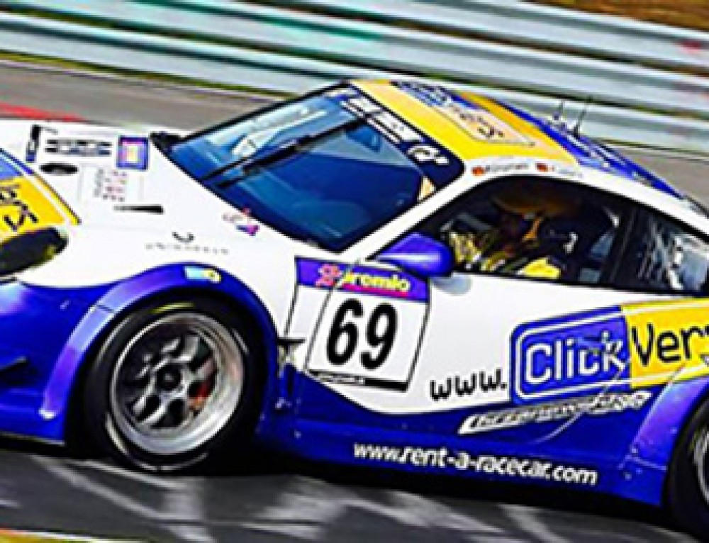 Race Car Cover – Rennfahrer-Unfallversicherung
