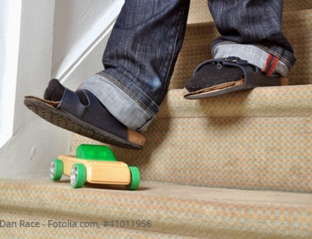Unfallschutz im Home Office!