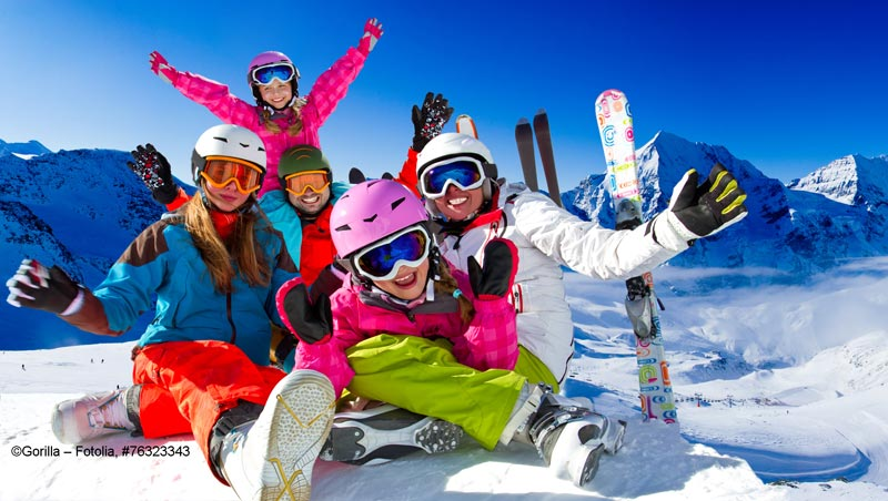 Winterurlaub – Sind Ihre Skier versichert?