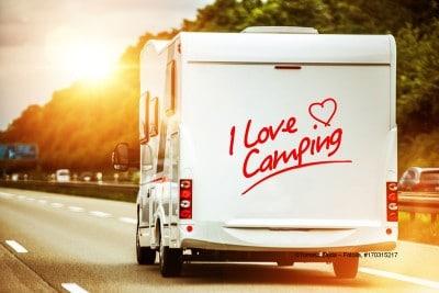 Urlaub mit dem Wohnmobil-Hausratversicherung - Kfz-Versicherung