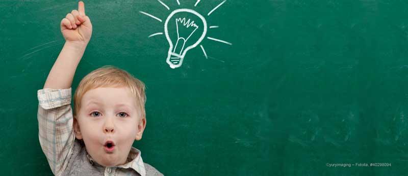 Eine Ausbildungsversicherung und/oder eine Berufsunfähigkeitsversicherung nach der Schule, sind sinnvolle Vorsorgemaßnahmen!