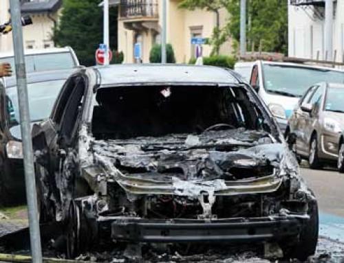 Brandanschlag auf Pkw – wer zahlt den Schaden?