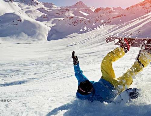 Gefahr von Schnee- und Eisglätte