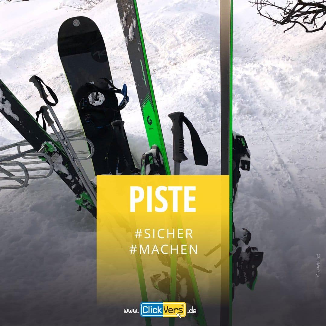 ClickVers Privathaftpflichtversicherung fuer Snowboarder